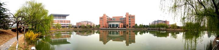 滁州学院水上报告厅