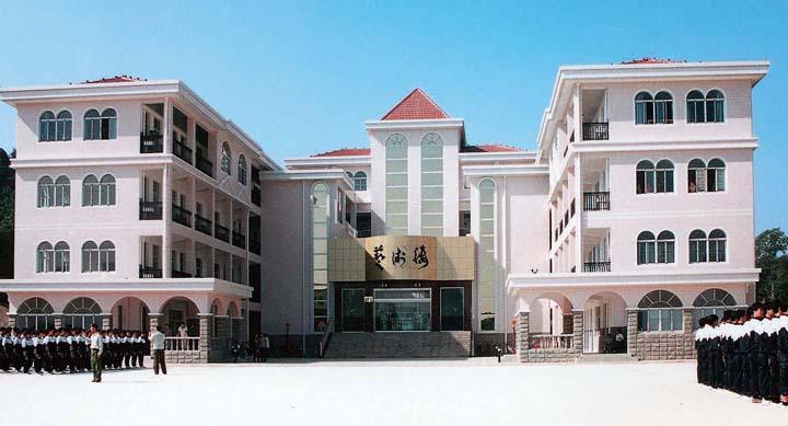滁州学院艺术楼