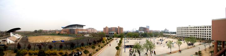 滁州学院课外活动剪影