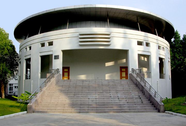 滁州学院音乐厅