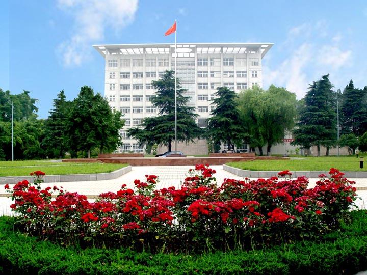 滁州学院综合办公楼