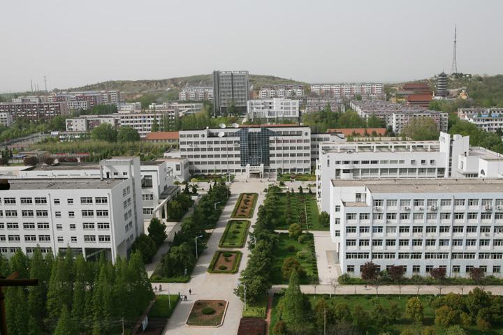 安徽科技学院东校区全貌