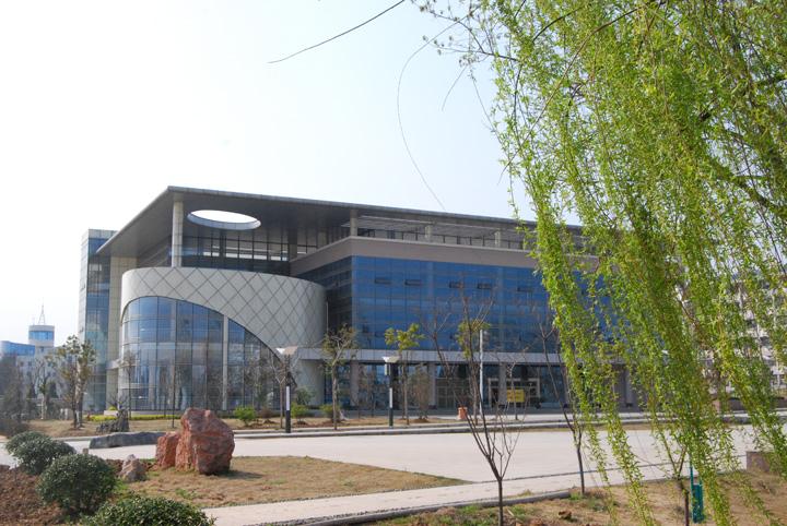 安徽科技学院西区学生食堂